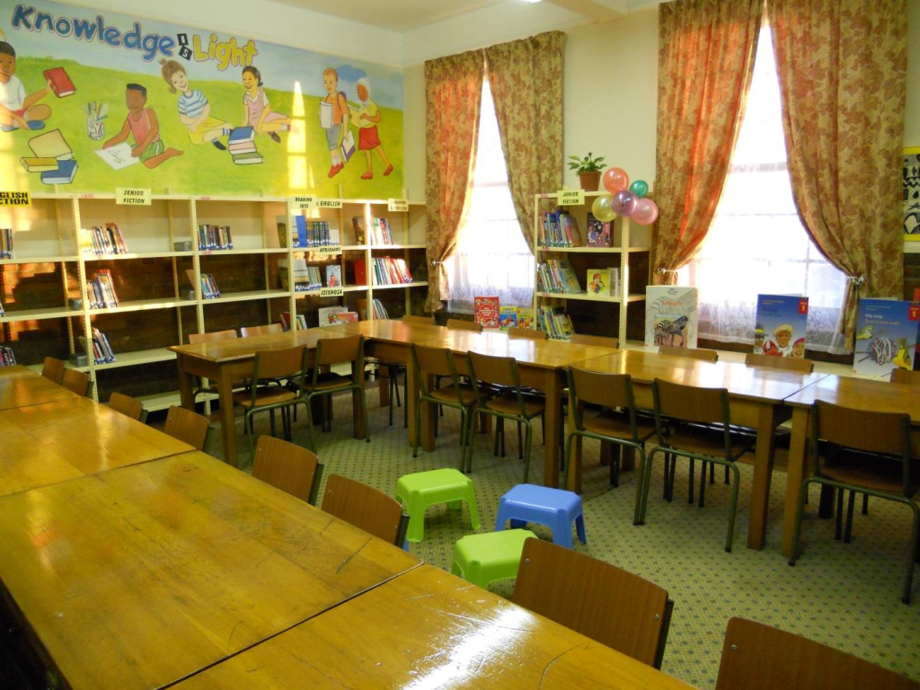 Rahmaniyeh Primary New Library A much loved place in the school